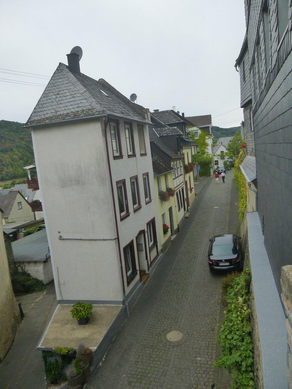Spillestrapp Richtung Königstraße